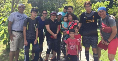 FSWS FAMILY WALK 2019