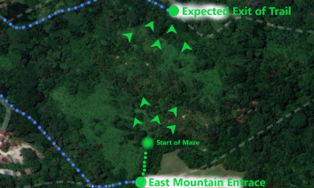 DFNP - Lost in East Mt